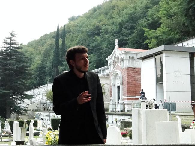 Hamlet Micure  Alessandro Cecchinelli