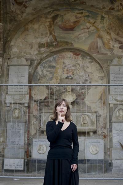 La Signora Merrit  Eleonora Angioletti
