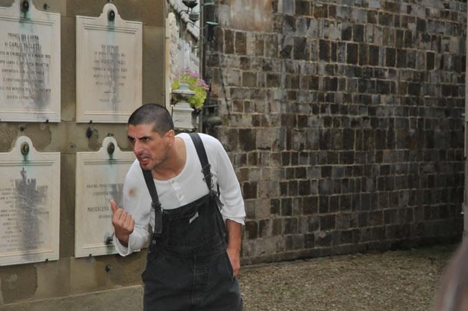 Willie Matrae  Alessandro Riccio