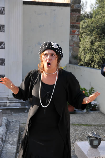 Dora Williams  Beatrice Visibelli