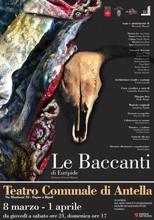 Le Baccanti 2007
