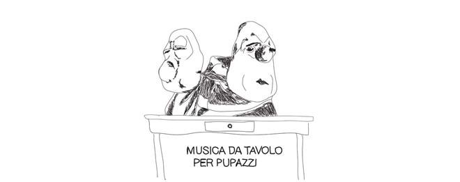 MUSICA DA TAVOLO PER PUPAZZI