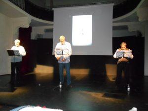 Don Chisciotte  (parte prima) Riccardo Massai, Amerigo Fontani, Alessio Sardelli