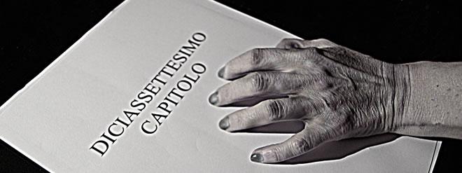 DICIASSETTESIMO CAPITOLO