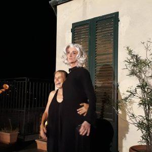 Drusilla e Claudia Bombardella nella Notte allo Ximeniano 1 - Copia - Copia