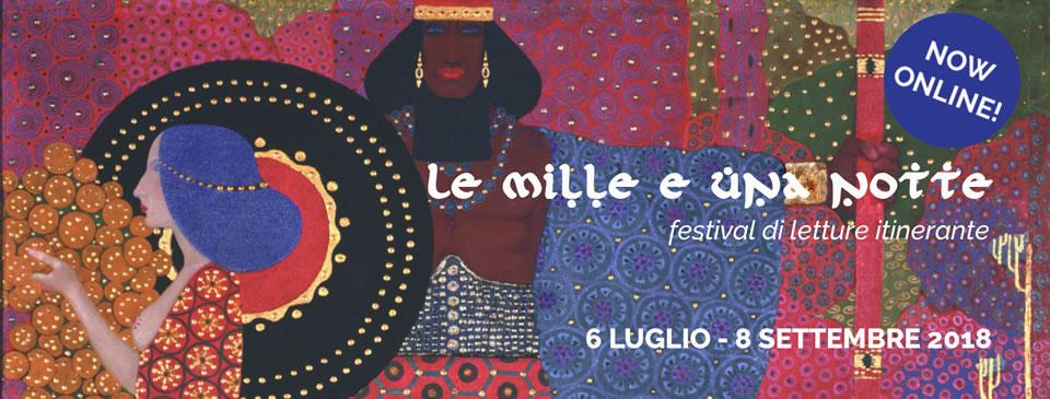LE MILLE E UNA NOTTELa Notte in Biblioteca a La Villa di Doccia
